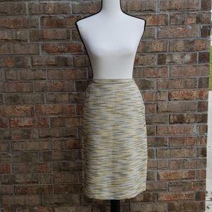 Anne Klein Skirt with Pockets Size 8
